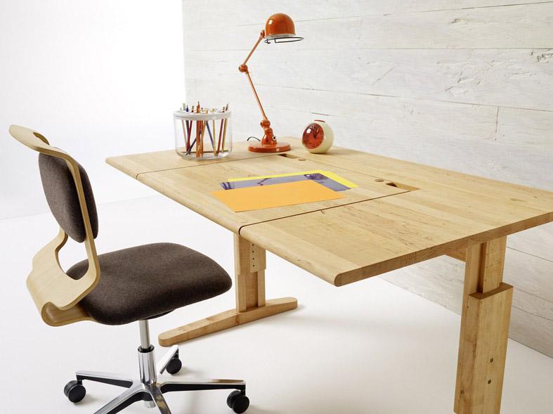 Corti progetto natura scrivania negozio di arredamento for Mobile da scrivania