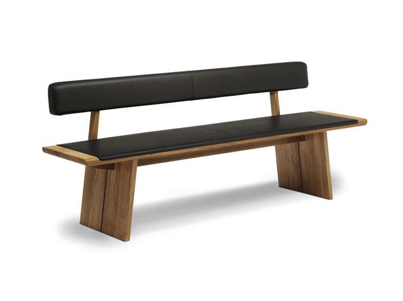 Panca Imbottita Design : Corti progetto natura nox legno negozio di arredamento design